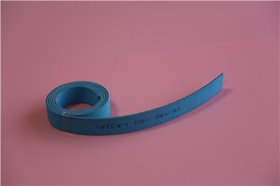 腾英片基带厂家:用于全自动糊盒机的双面蓝片基皮带