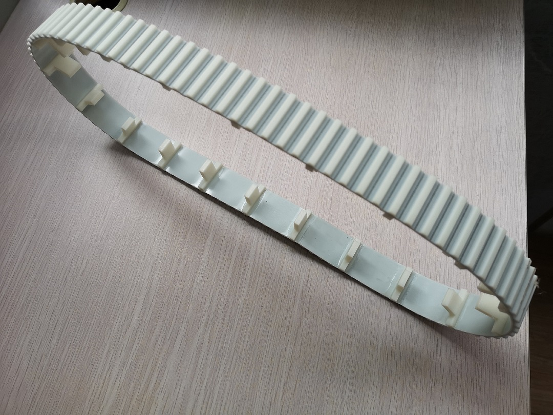 PU同步带生产厂家:自动化设备行业一般用多长的同步带