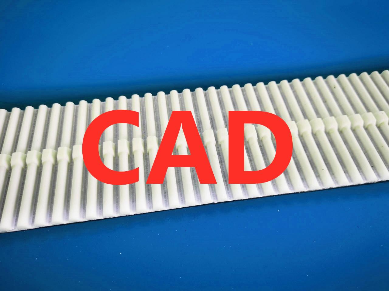 PU同步带生产厂家:别说话,接收CAD图就完事儿了
